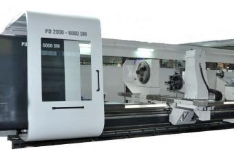 Teški strugovi sa CNC upravljanjem