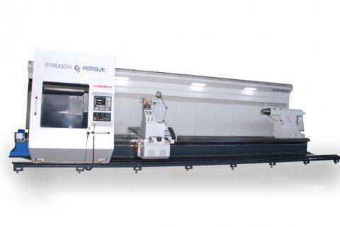 Nova teška mašina PD 2000/6000 CM