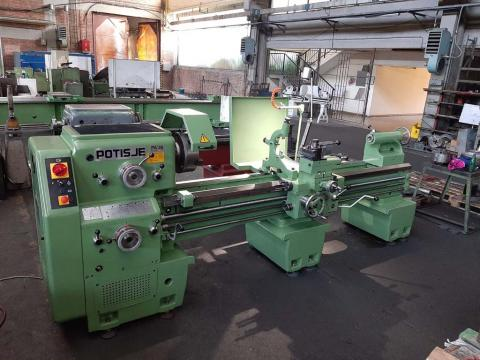 Fully renovated turning-mill PA 30/2000