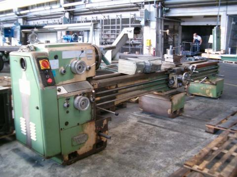 Remontovani strug Pa 25/3000 before