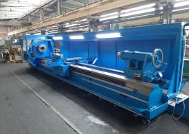 Fully renovated turning-mill PA 50/6000 CM