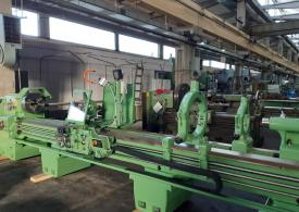 Renovated turning-mill  PA 30-4000 mm