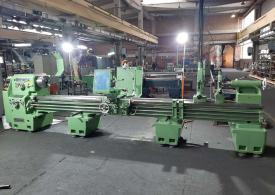 Fully renovated turning-mill PA 30/4000