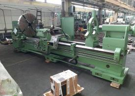 Fully renovated turning-mill PA 65/3000