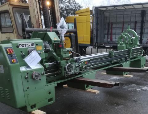 Remontovani strug PA35/4000 Strugovi Potisje ADA