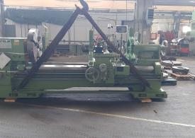 Delivery - Fully renovated turning-mill PA 45-2000