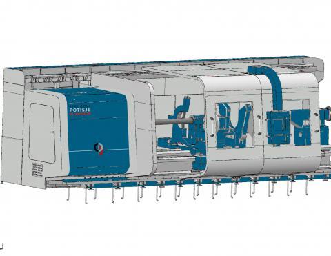 Strugovi Potisje Ada PD1300-4000CM