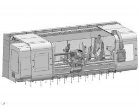 Strugovi Potisje Ada PD-1300/4000CM